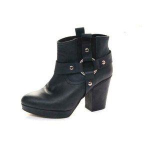 topshop harness boots ALEXUS ankle booties 38